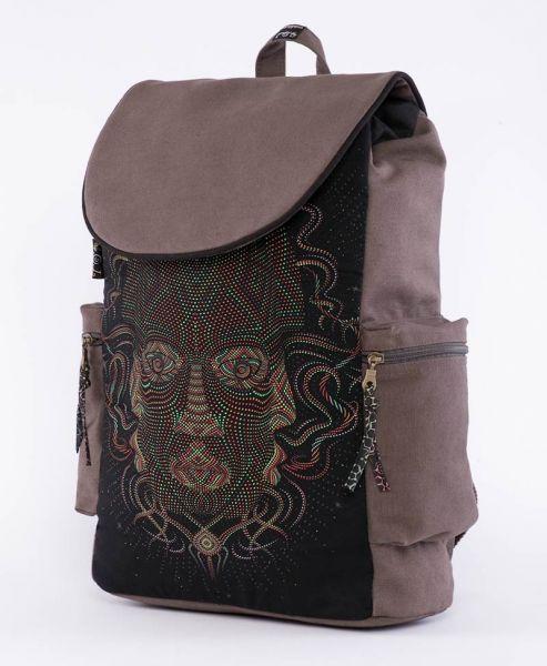 Rucksack | Flap Backpack | Trimurti