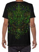T-Shirt Kaktus | schwarz