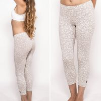 Leggings Molecule | off white