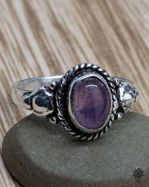 Ring Ida | Amethyst