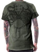T-Shirt Zulu olive
