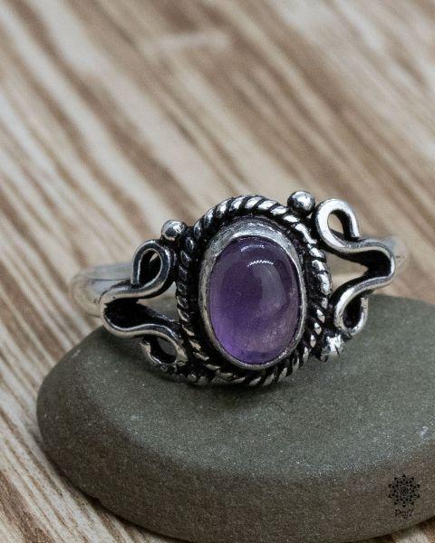 Ring Azilis | Amethyst