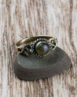 Ring Vika | Labradorit#1