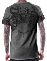 T-Shirt Zulu grey