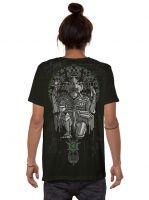 T-Shirt Hanuman | dark khaki