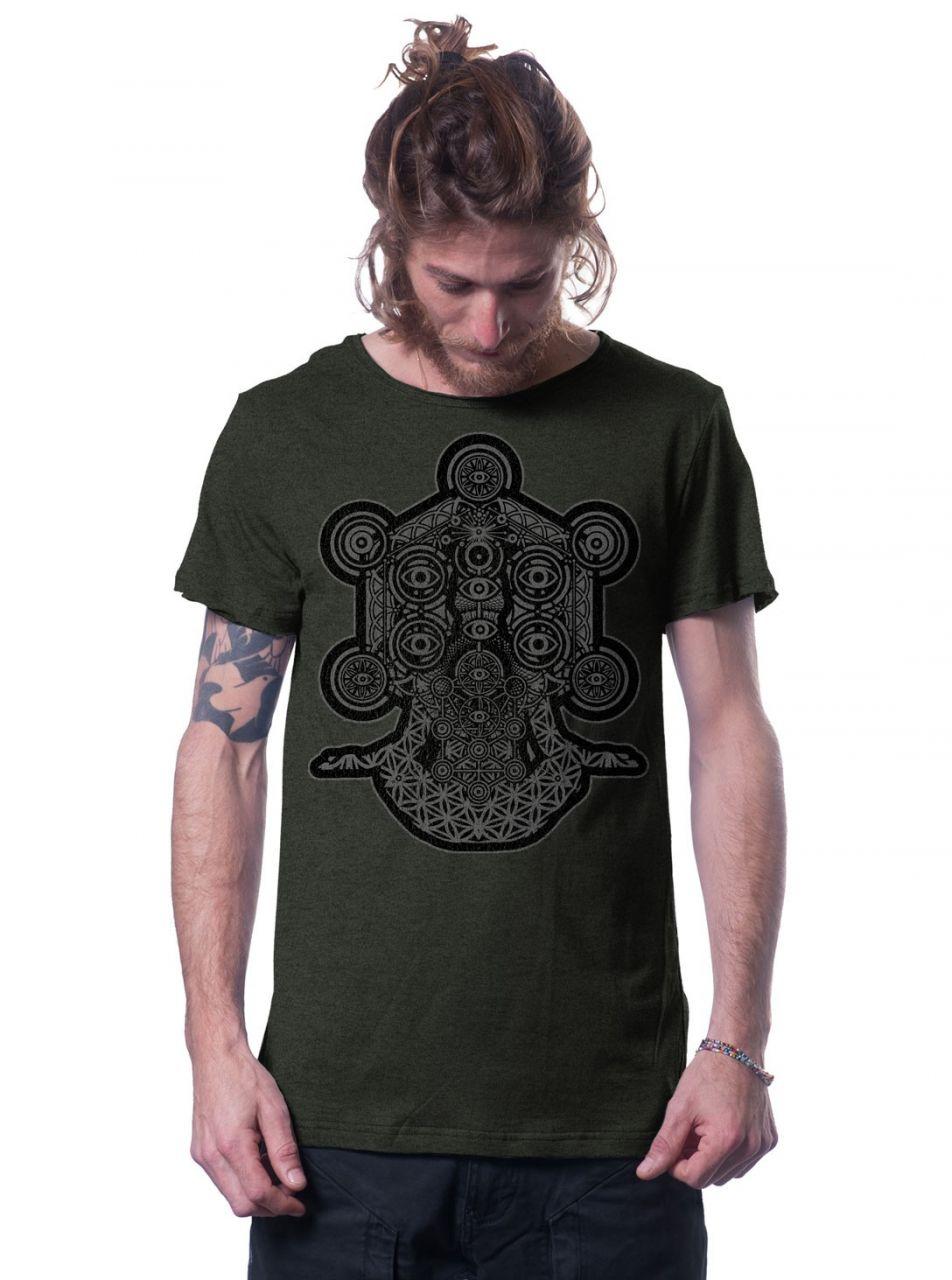 T-Shirt Gaia | olive