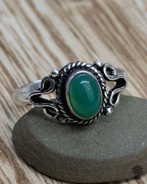 Ring Azilis | Glas