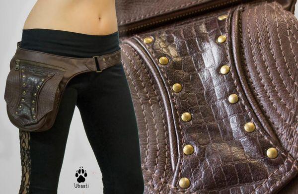 Hüfttasche | brown ubLasti