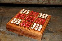 Sudoku •  Logikspiel aus Holz