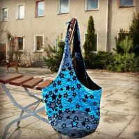 Umhängetasche | Jen's Sack Bag 2 in 1 | Stars'n Butterflies