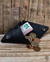 Upcycling - Münzportemonnaie | Triangular