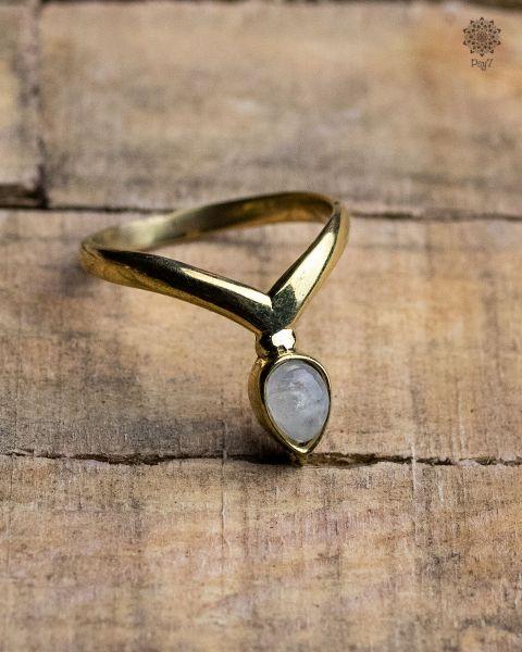 Ring Amor | Bergkristall