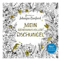 Johanna Basford - Mein geheimnisvoller Dschungel