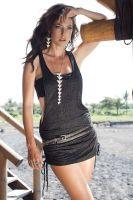 Kleid Ubud Mayan