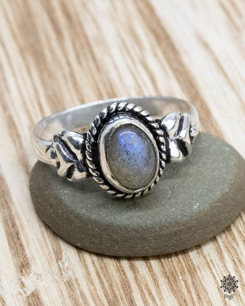 Ring Rani | Labradorit