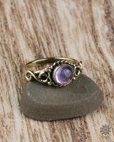 Ring Eleyne | Amethyst