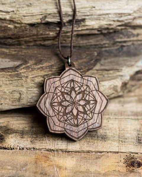 Anhänger | Halskette - Octagonal Flower