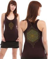 Top Peyote | dark brown