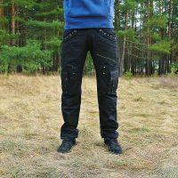 Hose Artax - schwarz