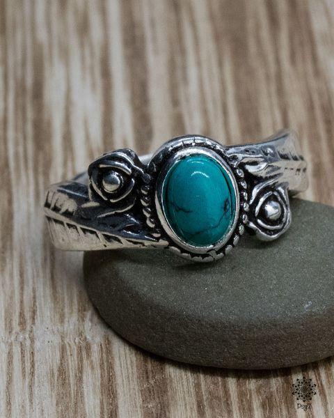 Ring Parna | Türkis