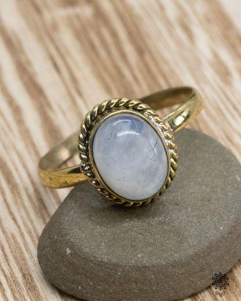 Ring Mojama | Bergkristall
