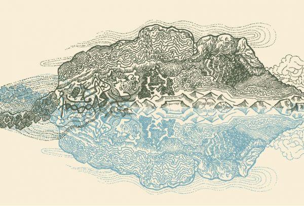 Postkarte | Sacred Mountain