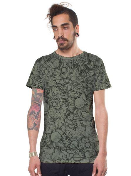 T-Shirt Ambitones light green