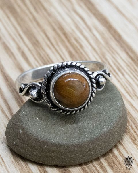 Ring Arved | Tigerauge