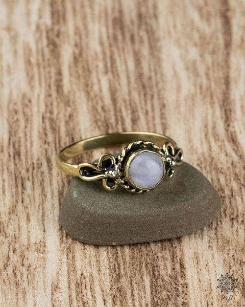 Ring Aleen | Mondstein