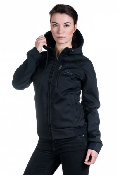 Jacke Looper Softshell - Girls - eco | fair | vegan