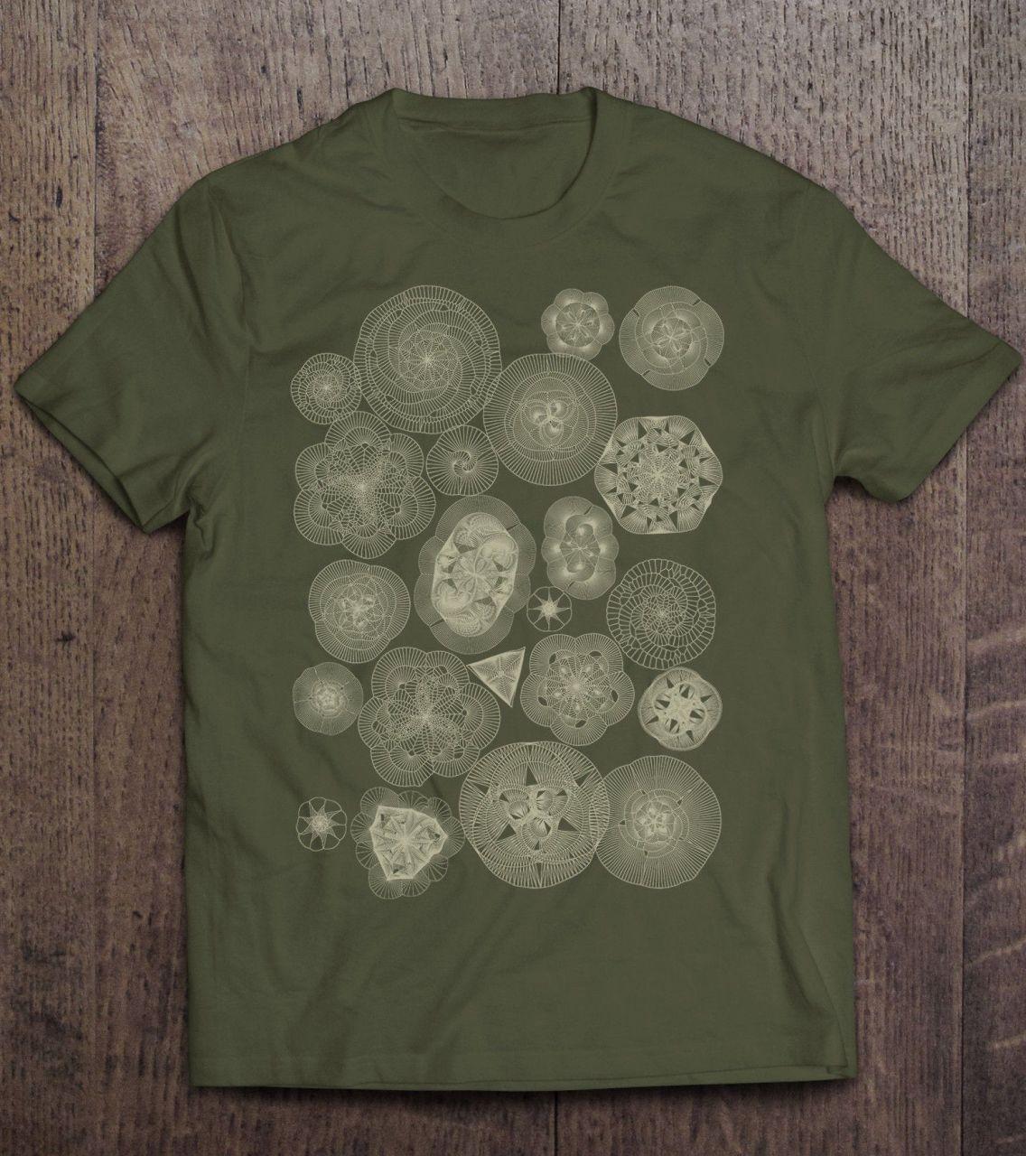T-Shirt Cells | grün