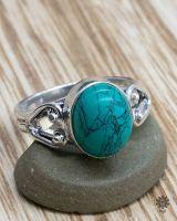 Ring Kuno | Türkis