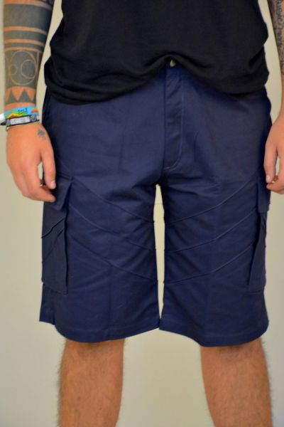 Holsterflaps Shorts   dunkelblau