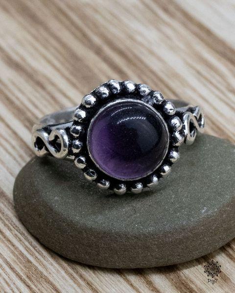 Ring Meto | Amethyst