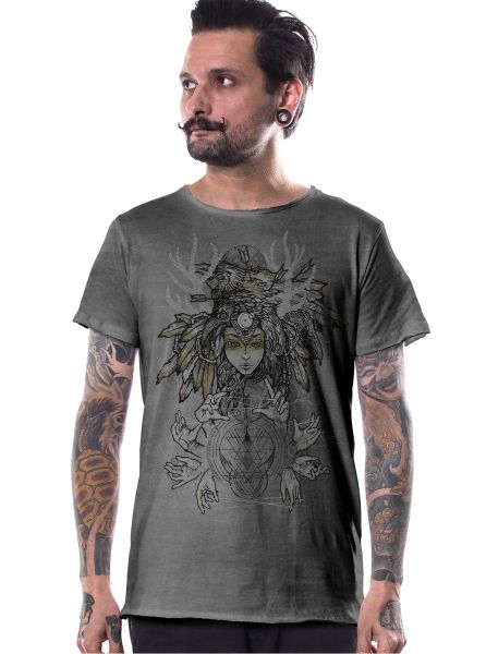 T-Shirt Banshee grey