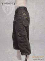 Sarouel Short Saronee black