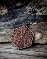 Anhänger | Halskette - Star Sayagata Hexagon