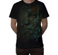 T-Shirt Academia | black