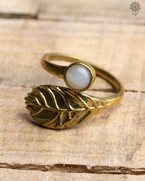 Ring Iwo | Bergkristall