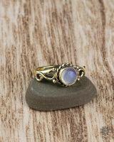 Ring Eleyne | Mondstein