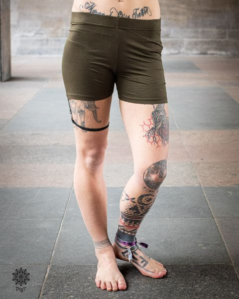 Gaya Shorts - olive
