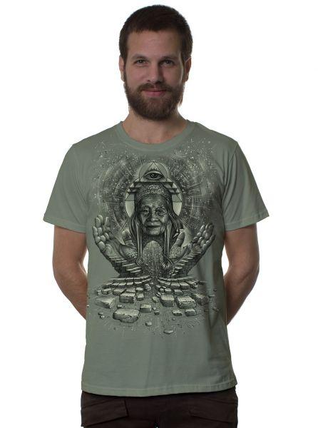 T-Shirt Jinpa | light green