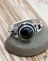 Ring Cuno | Obsidian