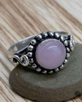 Ring Meto | Rosenquarz