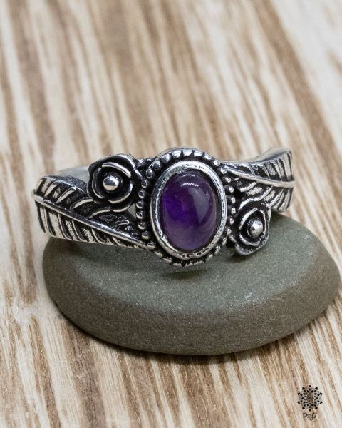 Ring Parna | Amethyst
