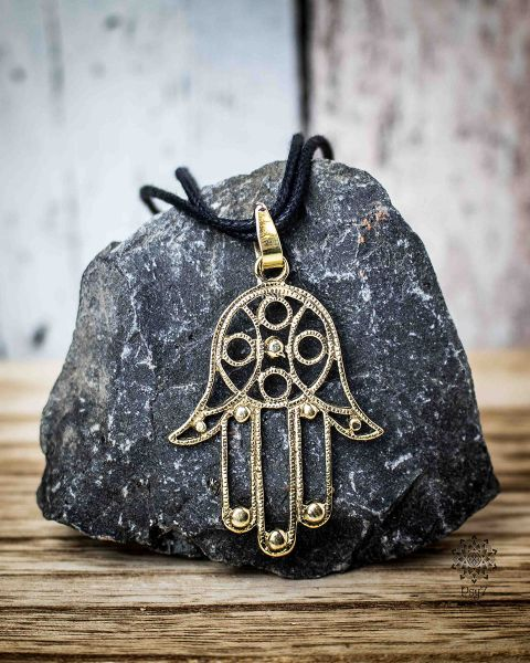 Anhänger | Halskette - Hamsa #1