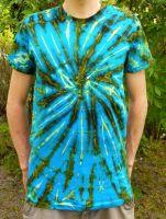 Batik T-Shirt Ocean