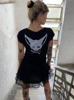 Girl Shirt Twizy | schwarz