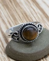Ring Tyr | Tigerauge