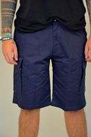 Holsterflaps Shorts | dunkelblau